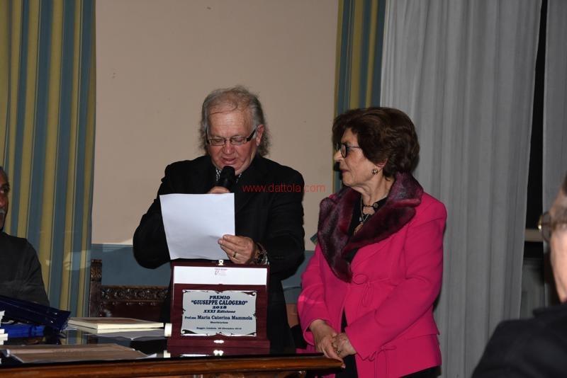 Premiazione Calogero095