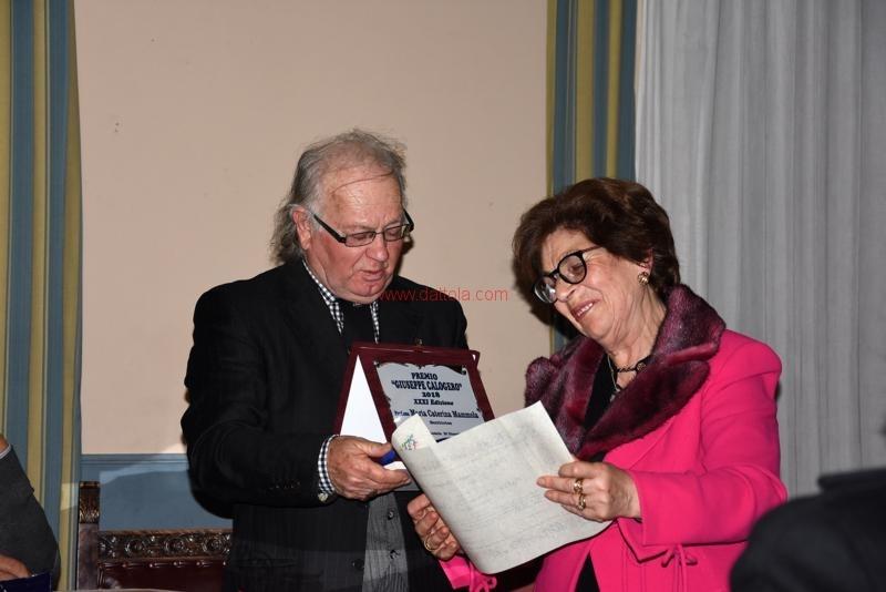 Premiazione Calogero099