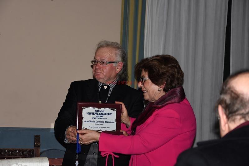 Premiazione Calogero100