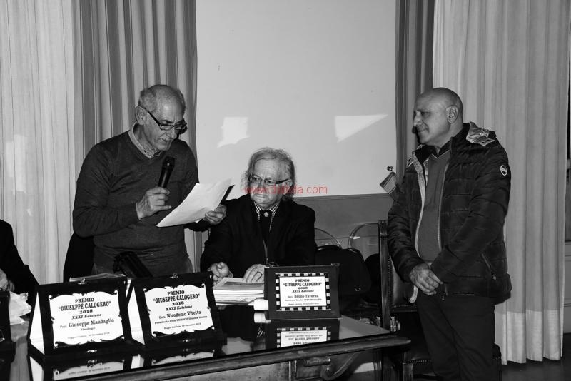 Premiazione Calogero118