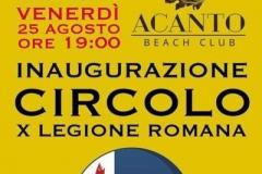 Circolo x Legione Romana01