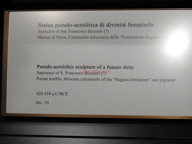 Museo Aidone136