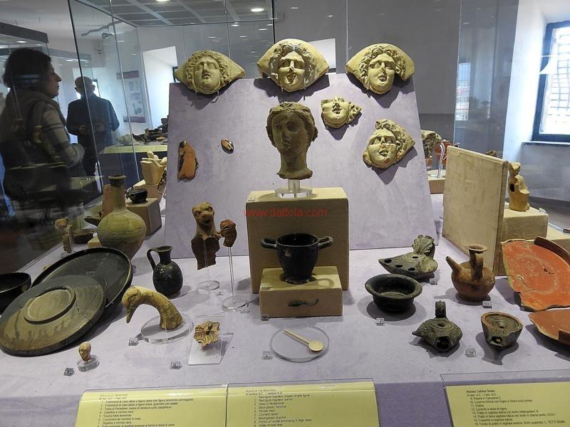 Museo Aidone199