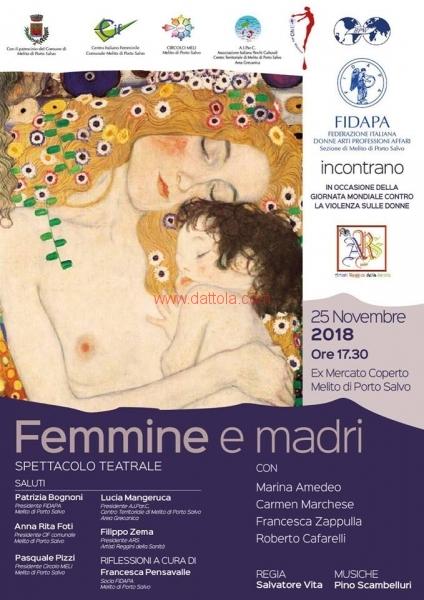 Femmine e Madri001