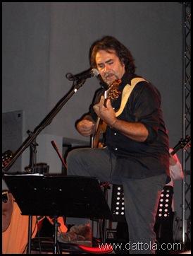 Immagine 045 UN MUSICISTA DURANTE PALEARIZA