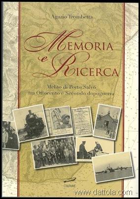 LIBRO DI TROMBETTA MEMORIA E RICERCA