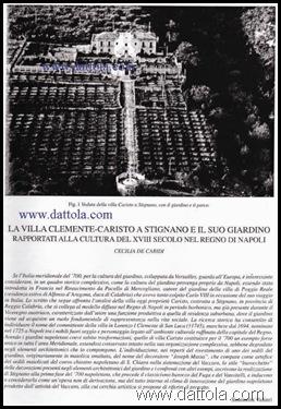 Saggio Villa Clemente-Caristo01 copy