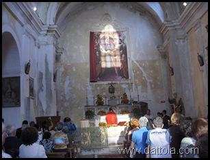 aSSUNZIONE DI MARIA vERGINE ALTARE CENTRALE PENTEImmagine 012