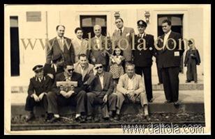 10.10.1951IFUNZIONARIDELCOMUNEALLAST