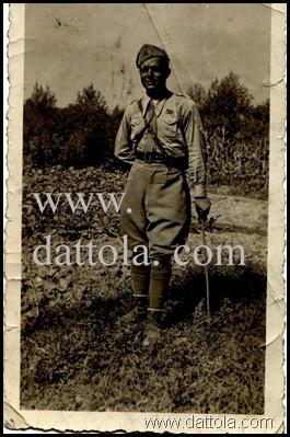 bartolo dattola in Spagna prima di morire 1936 copy