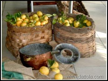 ceste con bergamotti