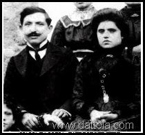 maria dattola e marito nipote