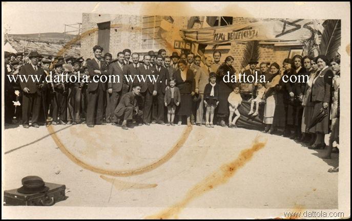 PESCA DI BENEFICENZA MELITO 19 MARZO 1937 ridotta