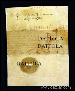 pergamena citttadinanza wannufele