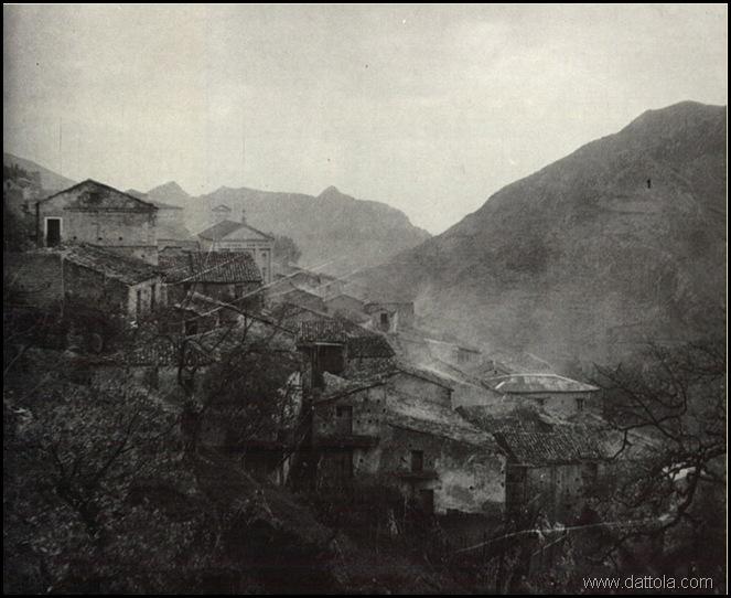 AFRICO VECCHIO PAESAGGIO 1948 PETRELLI