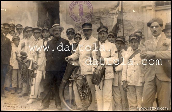 15.05.1927 ore 10 AB DATTOLA con Banda copy