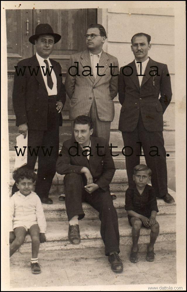COMUNE MELITO GIUGNO 1936 ZEMA ,DATTOLA, SPINELLA copy