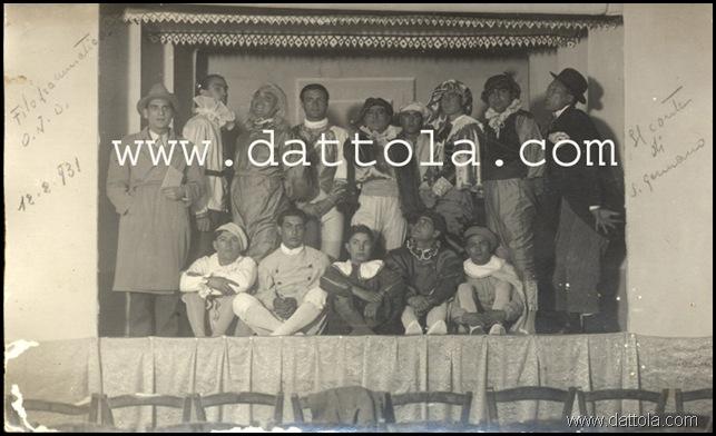 FILODRAM OP NAZ DOPOLAV MELITO 12-2-1931 copy