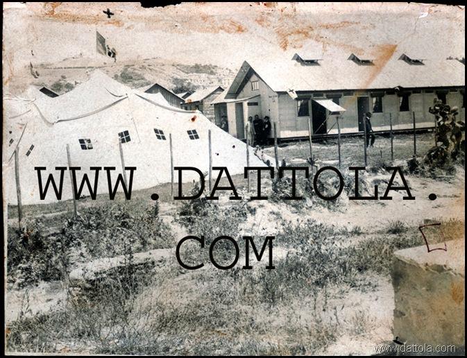 TENDA OSPEDALE MELITO - TENDA SVIZZERA