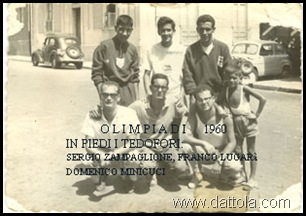 i tedofori Zampaglione, Minicuci, Lugara' con Meme' Zema, Romano Pizzi, e pasquale Mangiola 60