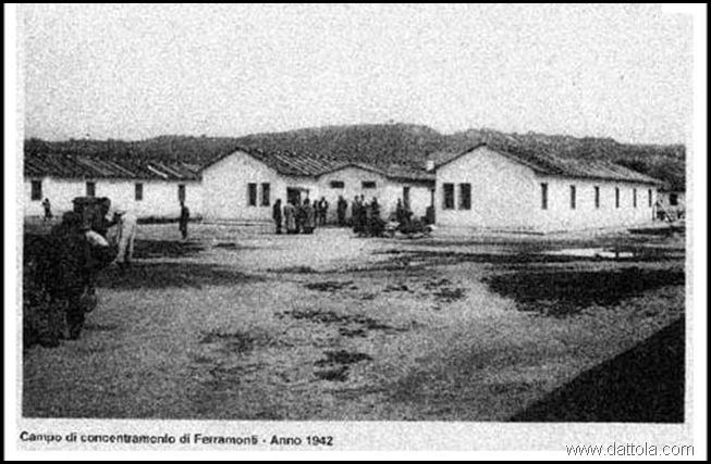 campo concentramento ferramonti di Tarsia da sito comune di tarsia