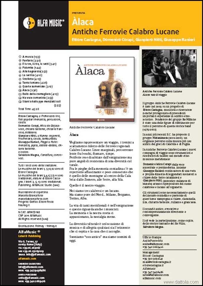 copia cd alaca