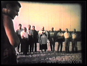 31 durante la cerimonia