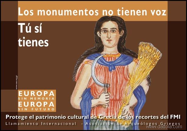 3 spanish poster