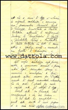2 NOMINA PROCURATORE MINNITI SANTO DA RAMIREZ GIUSEPPE 1940 copy