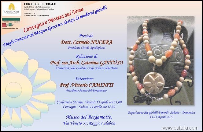 Gioielli 13-14 aprile
