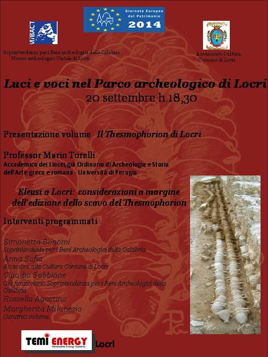 Iniziativa LOCRI 20 settembre