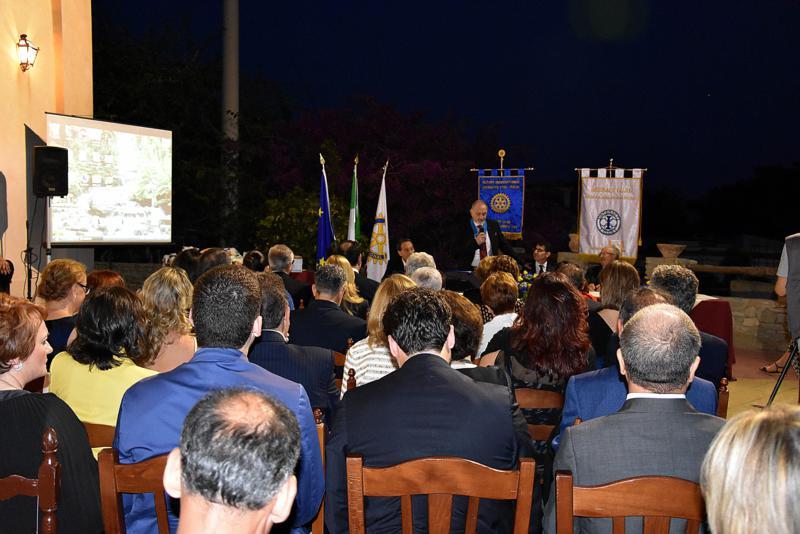 Rotary cambio presidenza070