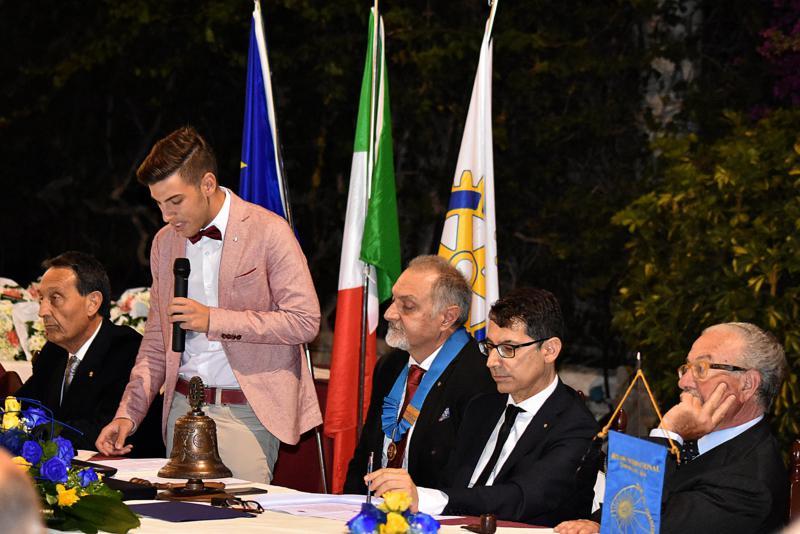 Rotary cambio presidenza075