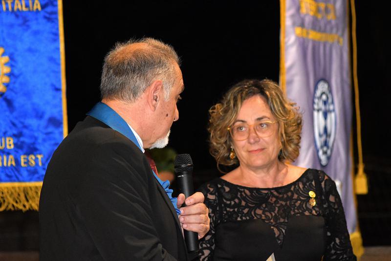 Rotary cambio presidenza149