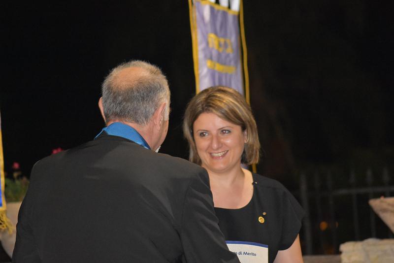 Rotary cambio presidenza153
