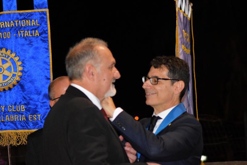 Rotary cambio presidenza204