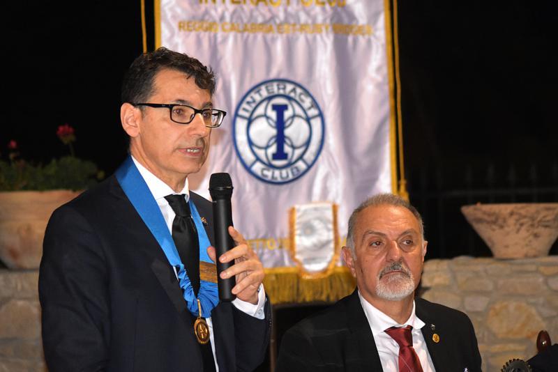 Rotary cambio presidenza266