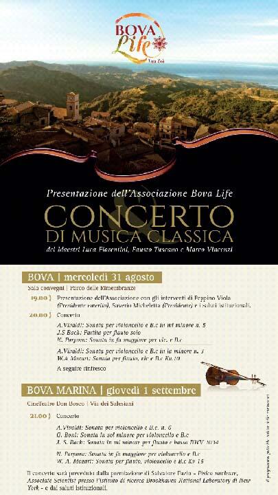 concerto musica classica