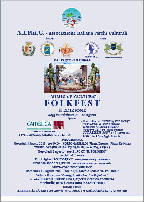 Folk Fest AIParC RC